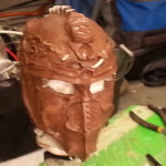 Malik Mask Sculpt